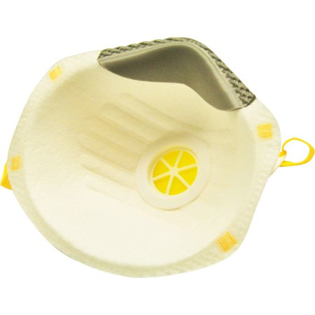 G & F Particulate Respirator Dust Mask Box, 10 Masks