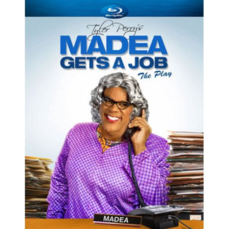Tyler Perry's Madea Gets a Job (Play) (Blu-ray)