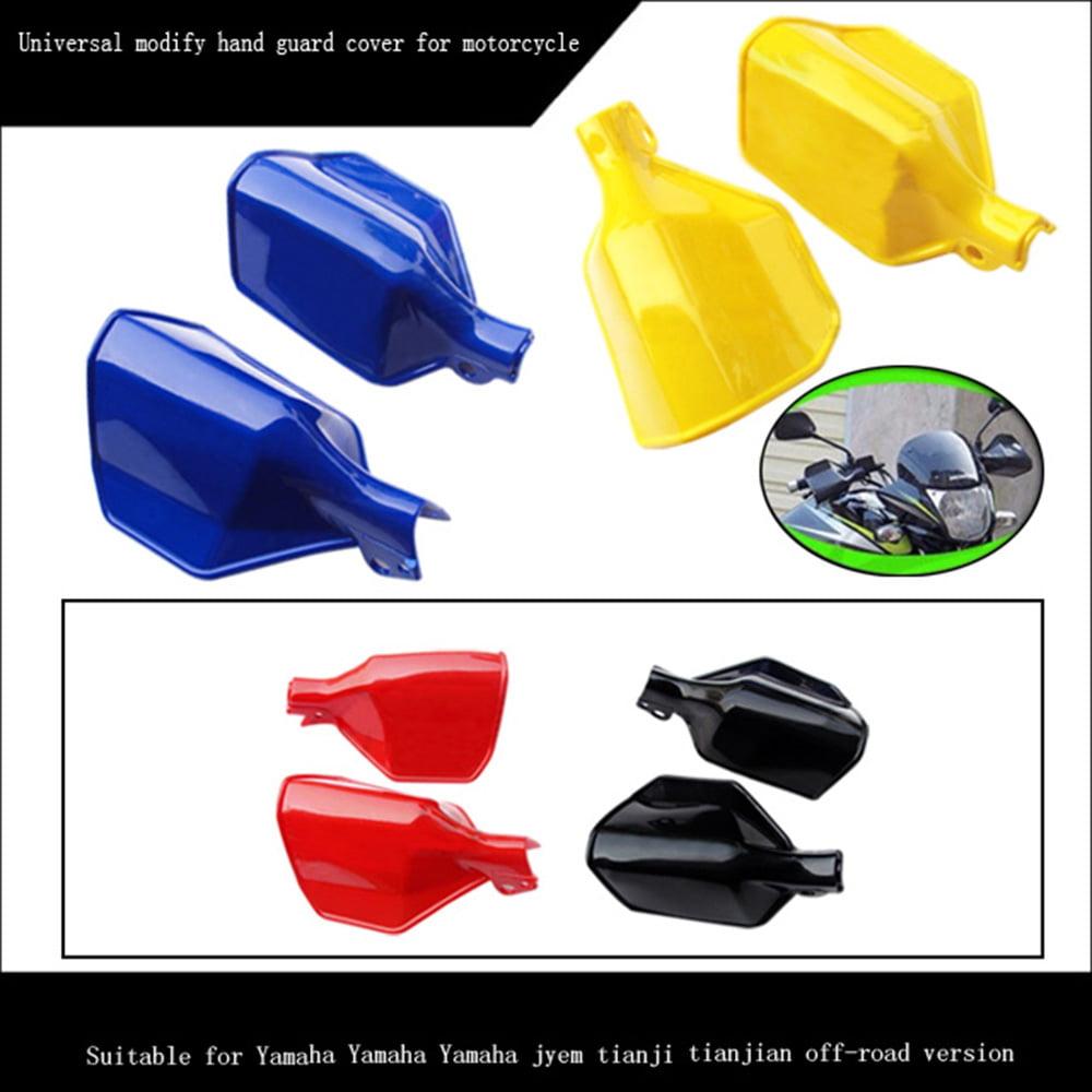 Bouclier de prot/ège-main pour moto Kawasaki Honda Suzuki Moto Dirt Bike ATVS 22mm Guidon