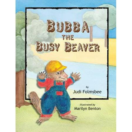 Bubba the Busy Beaver - Busy Beaver Halloween