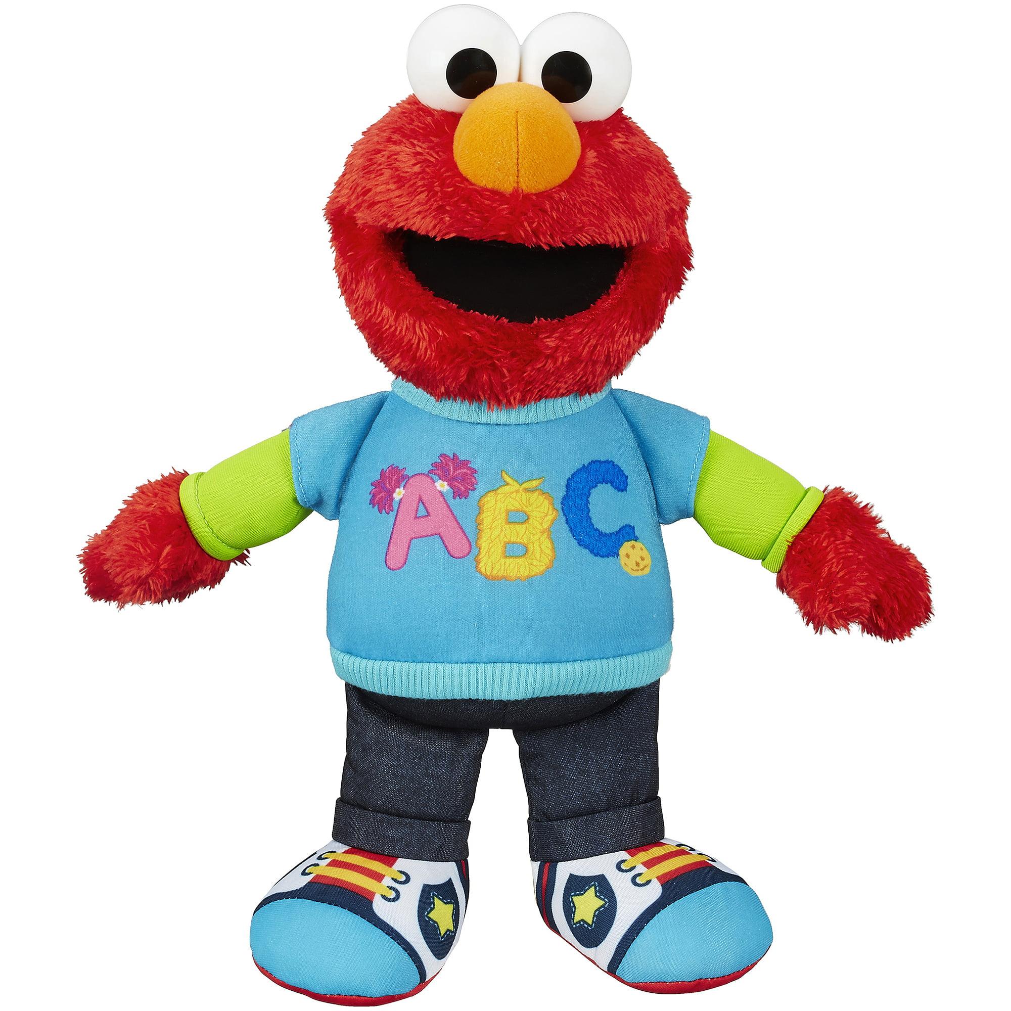 Playskool Sesame Street Talking ABC Elmo Figure