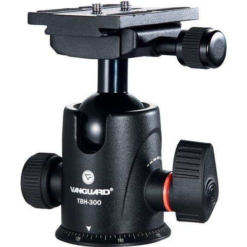 VANGUARD TBH-300 Ball Head (Black)