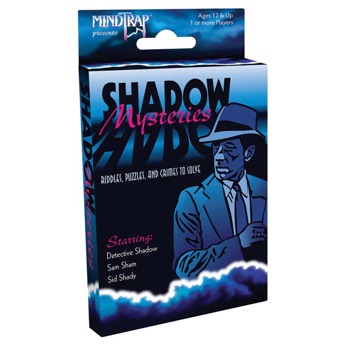 MindTrap: Shadow Mysteries - Outset Media