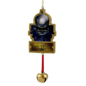 Polar Express Resin Clip-On 3 Inch Ornament