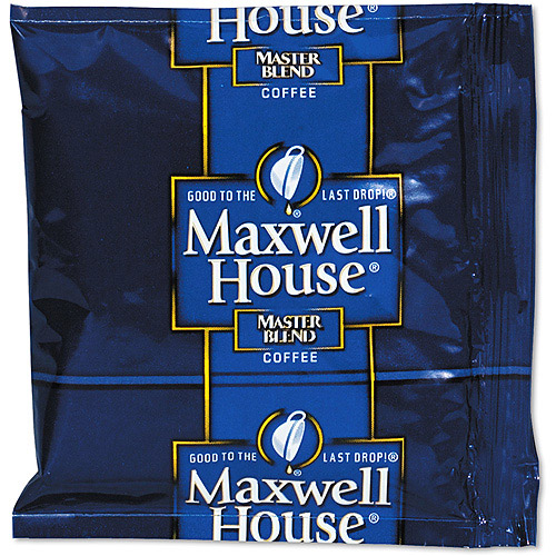 Maxwell House Regular Ground Coffee, 42ct