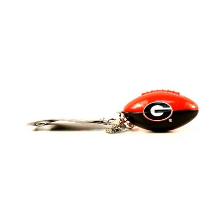 Georgia Bulldogs NCAA Football Key Chain
