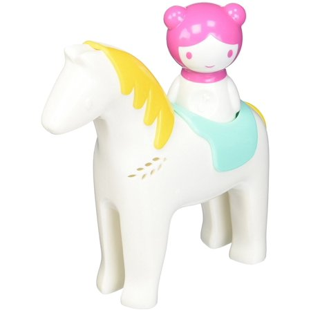 Myland Horse & Girl Sound Interactive Learning Toy, Intuitive technology for curious kids, MyLand is toddler tech that piques curiosity, inspires creativity and.., By Kid O - Halloween Fancy Dress For Horse And Rider