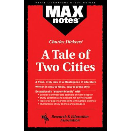 Tale of Two Cities, a (Maxnotes Literature