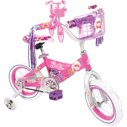"Barbie 12"" Girl's Bike"