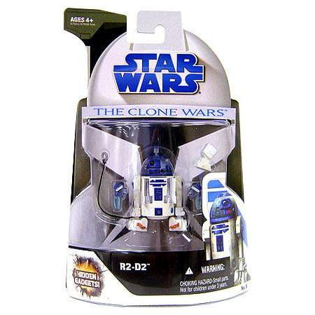 Star Wars The Clone Wars Clone Wars 2008 R2-D2 3.75