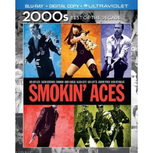 Smokin' Aces (Blu-ray + Digital HD) (Widescreen)
