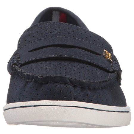 be5ae03fb39e Tommy Hilfiger Womens Butter5 Closed Toe Loafers - image 1 of 2 ...