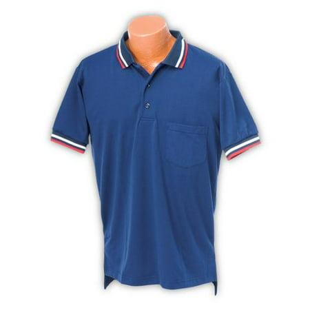 Pro Softball/Baseball Umpire Shirt, Large Pro Nine Umpire
