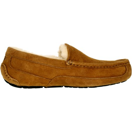 0138ea4f3a4 Men's Ascot Slipper, Chestnut, 8 M US