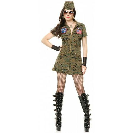 SEAL Team Six Top Gun Adult Costume - - Seal Costume Adults