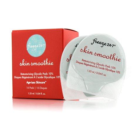 Freeze 24/7 - Skin Smoothie Retexturizing Glycolic Pads 10% -16 (Freeze 24/7 Ice Crystals)