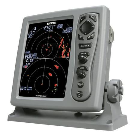 """Sitex/koden 3932445 Si-tex T-941 4kw 25"""" Radome Radar W/33"""