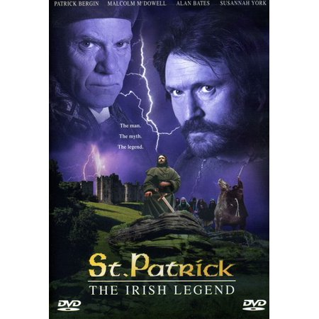 St Patrick: Irish Legend (DVD) (Irish Legends)
