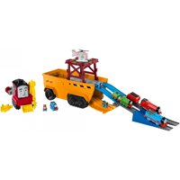 Thomas & Friends Super Cruiser Transforming Train Track Set