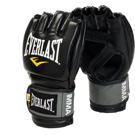 Everlast Pro Style Competition Grappling Gloves, - Pro Grappling Gloves
