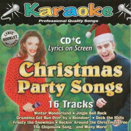 karaoke bay christmas party songs - Christmas Party Songs