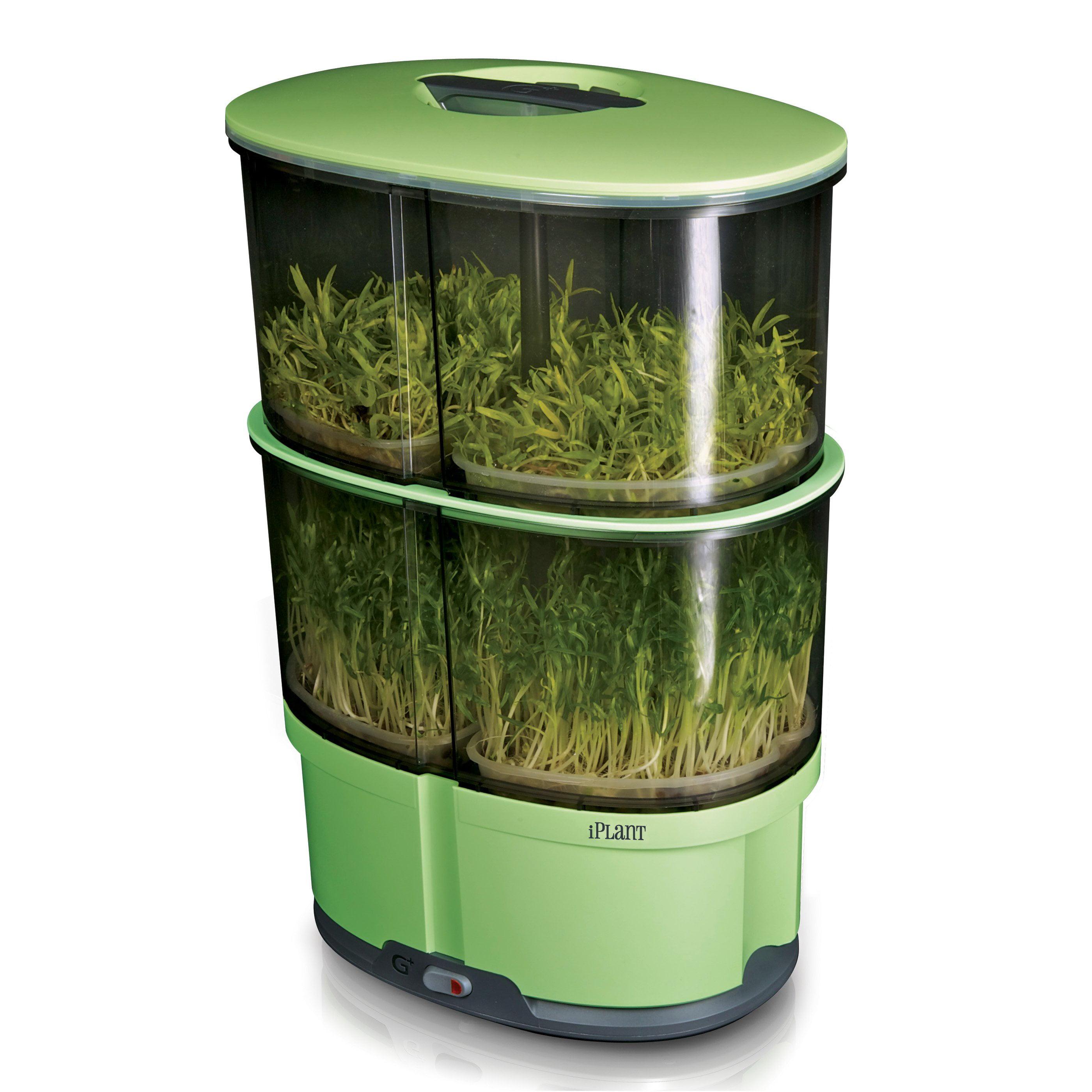 iPlant 2 Level Sprout Garden Walmartcom