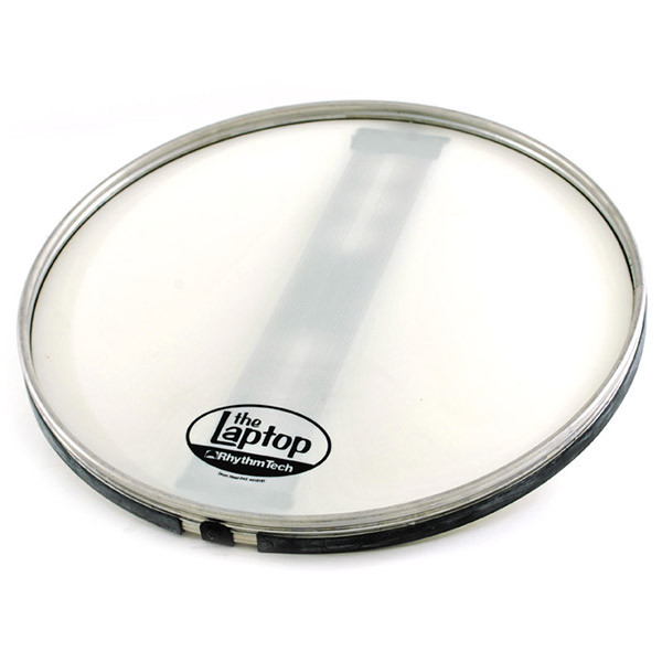 """Rhythm Tech The Laptop Practice Pad 13"""" Anytime Anywhere Snares by RhythmTech"""