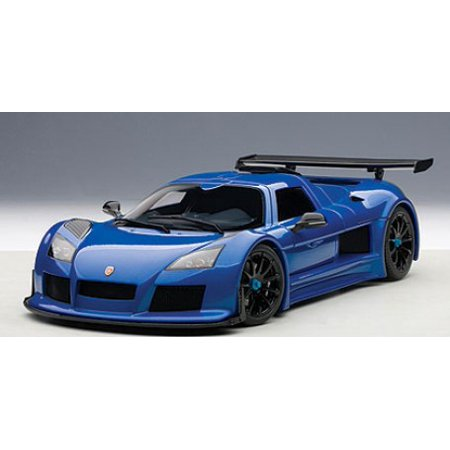 Gumpert Apollo S Blue 1 18 Diecast Model Car By Autoart