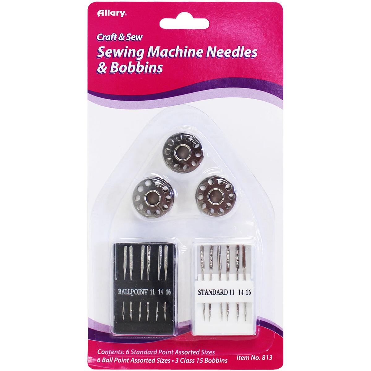 Sewing Machine Needles-Assorted