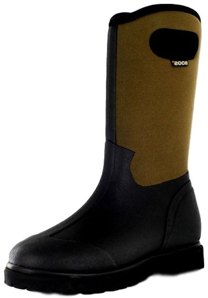 """Bogs Boots Mens 13"""" Roper Farm Rubber Insulated Waterproof 69162 by Bogs"""