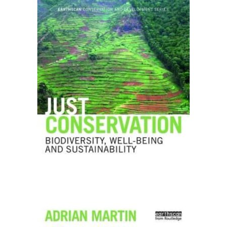 Just Conservation  Biodiversity  Wellbeing And Sustainability