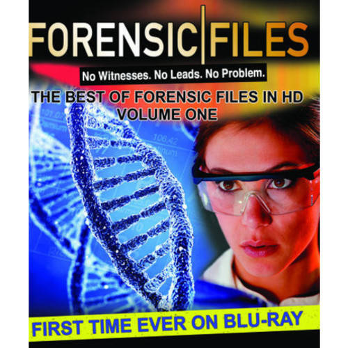 Best of Forensic Files in HD 1 (Blu-ray)