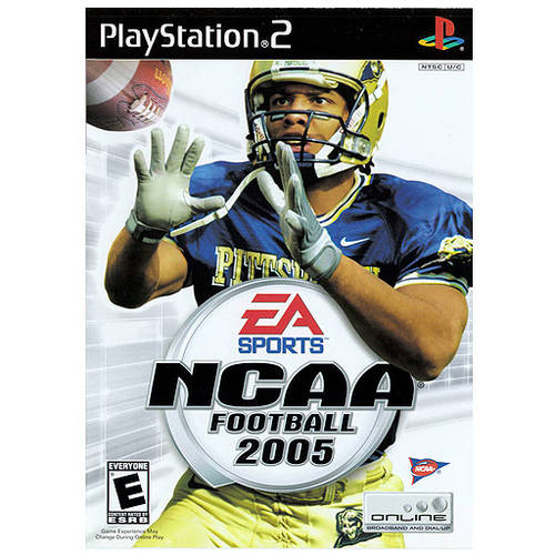 Ncaa Football 2005 (PS2) - Pre-Owned