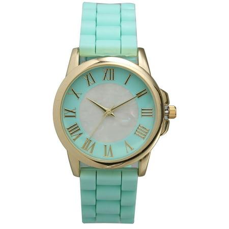 Women's Metal Elegant Petite Watch (397 Watch)