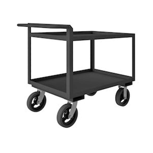 Durham RSCR243636ALU8MR95 36 in. Rolling Service Cart, Gray - 2400 lbs