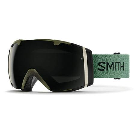 8138a42c9 Smith Optics - I/O Snow Goggles - II7CPBOL18 - Olive/ChromaPop Sun Black -  Walmart.com