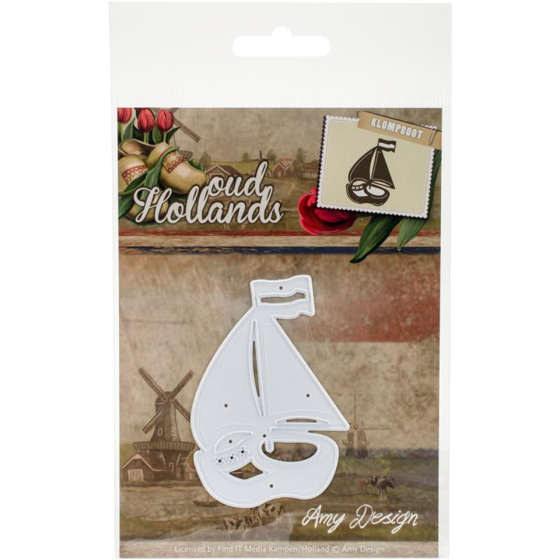 Find It Trading Amy Design Oud Hollands Die-klomp Boot
