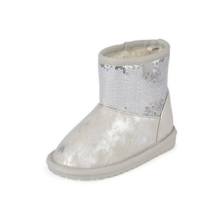 Kids The Children's Place Girls V2017 Mid-Calf Pull On Snow Boots Have your little one in style with shoes from The Childrens Place. Enjoy cute shoes at a value price. . Buy with confidence!