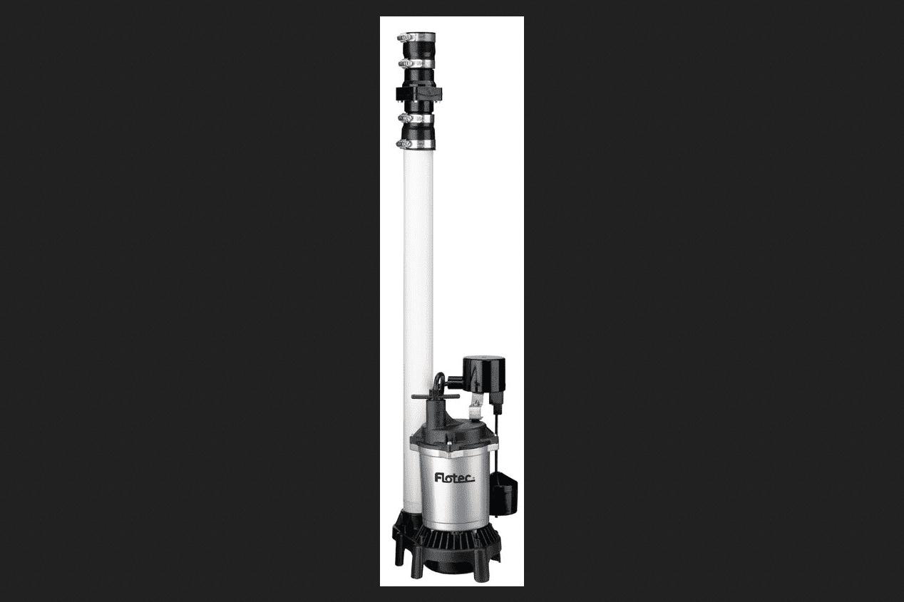 Flotec 1 2 hp Sump Pump 3000 gph by Flotec