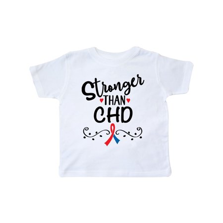 Violence Awareness Month (CHD Awareness Month Ribbon Toddler T-Shirt)
