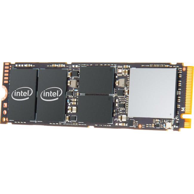 Intel 760P Series - 1 TB Internal Solid State Drive - PCI Express - M.2 2280 - Retail - SSDPEKKW010T8X1