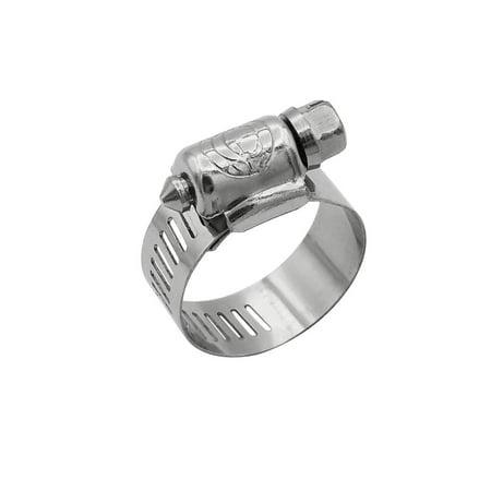 Torque Band (Cambridge SAE Size 16 Worm Gear Hose Clamps, 10 pcs/Box. 1/2