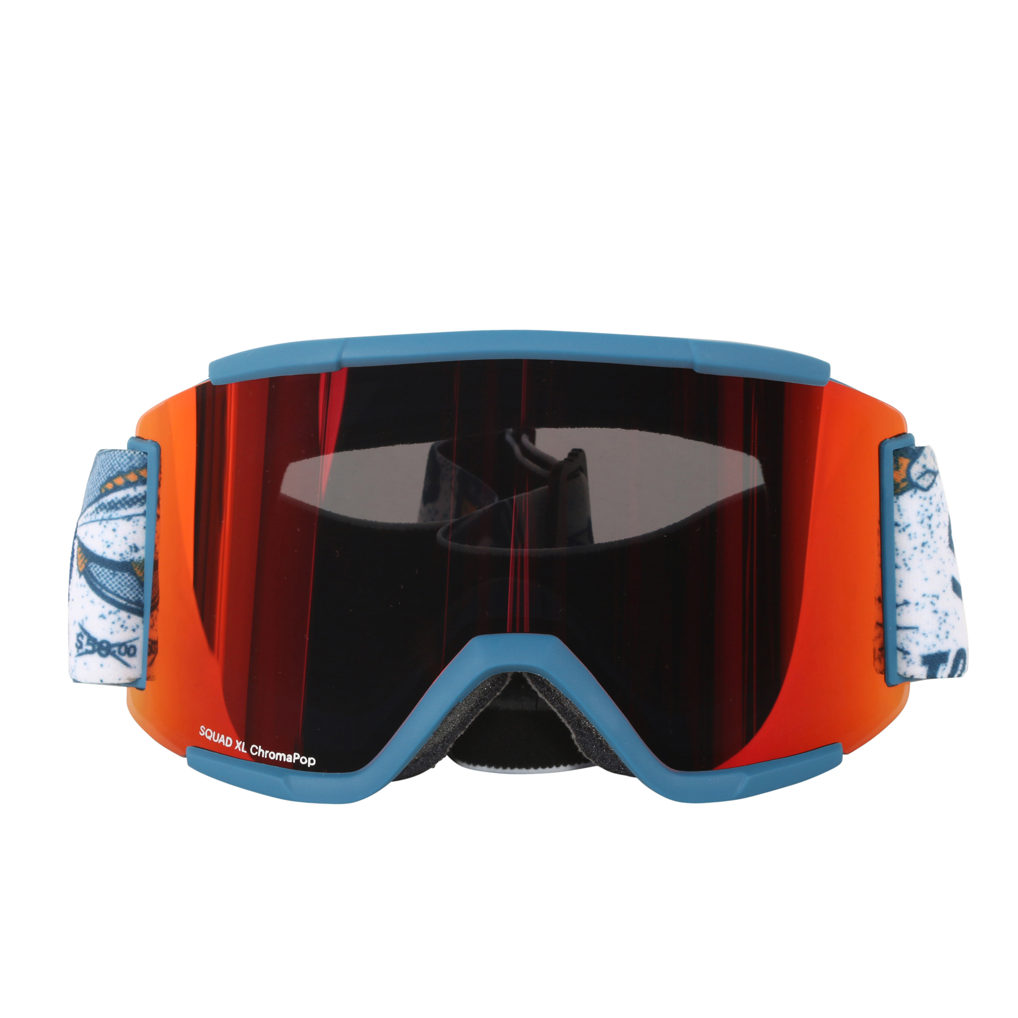 Smith Optics Kindred ChromaPop Sun Squad XL Interchangeable Snow Goggles by Smith Optics