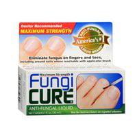 Fungicure Anti Fungal Liq Size 1z Fungicure Anti Fungal Liquid 1z (Pack of 3)