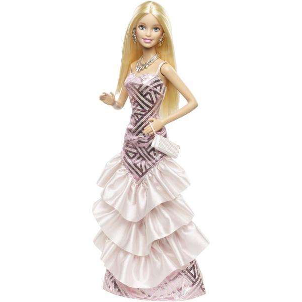 Barbie Signature Style Barbie Long Gown Doll