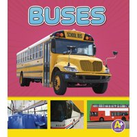 Transportation in My Community: Buses (Paperback)