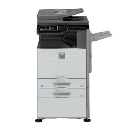 Demo Unit Sharp MX-M564N A3 Monochrome Laser Multi Function Printer - 56ppm, Print, Scan, Copy, Auto Duplex, Network, 600 x 600 DPI, 2 Trays, (Auto Duplex Unit)