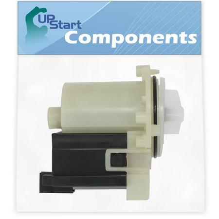 280187 Washer Drain Pump Motor Only Replacement for Maytag MHWE500VW11 Washing Machine - Compatible with 8181684 Water Pump - UpStart Components - Maytag Washer Motor