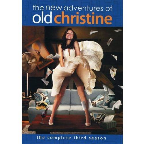 The New Adventures Of Old Christine: The Complete Third Season