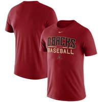 Arizona Diamondbacks Nike Practice T-Shirt - Red - XL